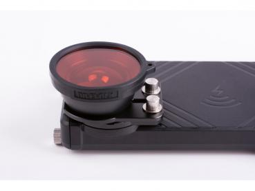 DIVEVOLK SeaLense Red filter for SeaLense Wide-angle lens