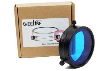 WeeFine  WFA73 Dark Blue Filter für Smart Focus 3000/4000/6000