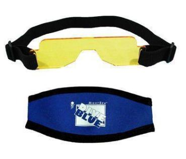 NIGHTSEA Filter Visor and Mask Strap Wrapper