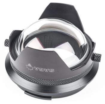 "SAGA 4"" Mini Domeport NAUTICAM N85"