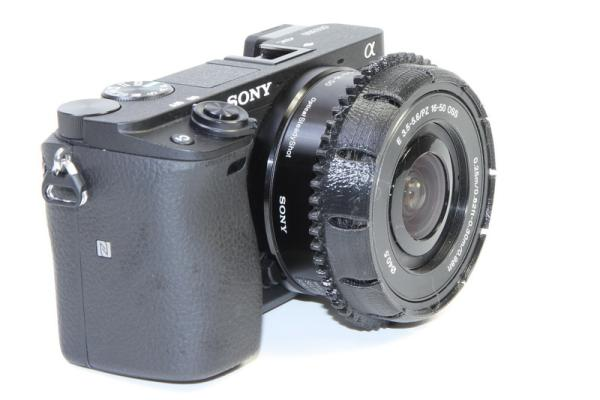 D&D ACQUAPAZZA Sony SEL16-50 Zoom Gear