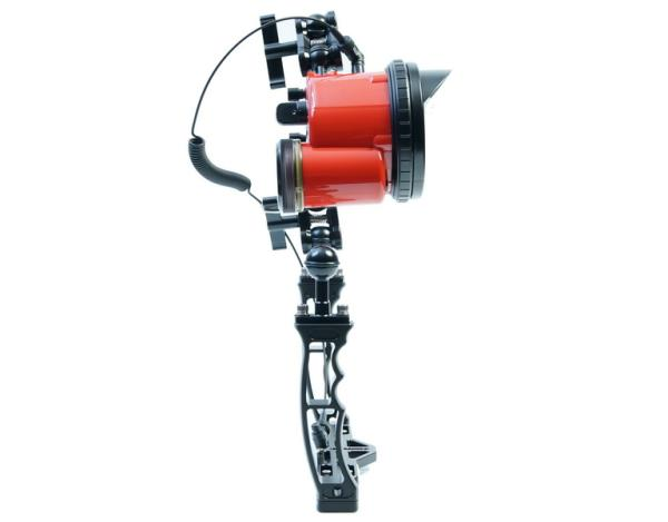 INON D-200 Double Grip Pro Arm Set