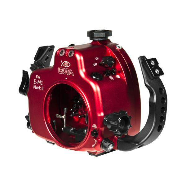 ISOTTA OLYMPUS OMD-EM1 Mark III Underwater Housing