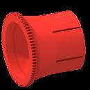 D&D NAUTICAMVoigtländer MFT 25 mm / F 0,95 Nokton Blende Gear